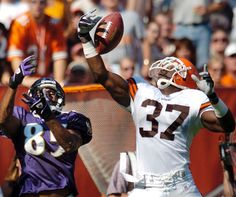 Anthony Henry # 37 Cleveland Browns CB College:Central Florida