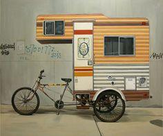 Buamai - Camper Bike :