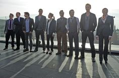 I just thought i'd point out how tall Chris Hemsworth and Tom Hiddleston are. That is all.