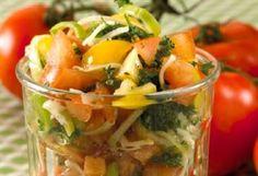 Tomat- og parmesansalsa | Meny