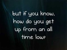 The Wanted-All time low