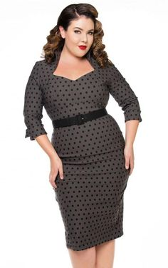 24 Best plus size rockabilly images | Rockabilly fashion, Vintage ...