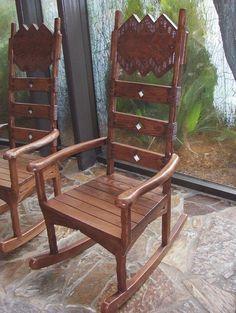 Wood Furniture On Pinterest Orlando Theme Parks Rocking