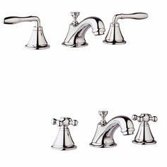 Found it at Wayfair - Seabury Widespread Bathroom Faucet, Less Handles