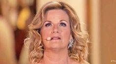 """Trisha starred as Jesus' mother Mary in Fox's live musical special called """"The Passion,"""" and delivered an emotional and memorable performance. Southern Gospel Music, Country Music Lyrics, Country Music Singers, Jesus Mother, Mother Mary, Country Western Singers, Trisha Yearwood, Christian Songs, How Many People"""