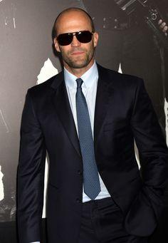 Jason Statham OMG he looks good!