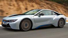 2015 BMW i8 Hot Lap! - 2014 Best Driver's Car Contender