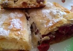 Hungarian Desserts, Strudel, Cake Cookies, Fudge, Nutella, French Toast, Paleo, Food And Drink, Yummy Food