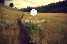 2Simple Nature Coming Soon Template - Websites - 2