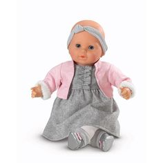 """Corolle 14 inch Mon Bebe Classique - Valentine Baby Doll - Corolle - Toys """"R"""" Us"""