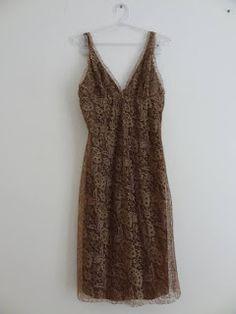 BreShop da Mah: Vestido lindooo by Lilla Ka