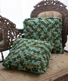 Easy Knitting, Loom Knitting, Knitting Patterns Free, Crochet Patterns, Free Pattern, Crochet Stitches, Crochet Cushions, Knit Or Crochet, Crochet Blankets