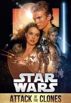 Star Wars: Attack of the Clones - YouTube
