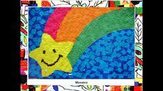 ETAPA PRE- ESQUEMÁTICA ( 4 -7 AÑOS) No se les enseña a dibujar o a pintar, solo las técnicas con las que ellos se expresan, luego cada chico hace una apreciación de su obra plástica.