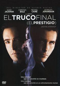 El truco final (El prestigio) (2006) - Ver Películas Online Gratis - Ver El…