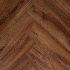 Auburn Oak Rigid Core Luxury Vinyl Herringbone - Foam Back - - 100527464 Luxury Vinyl Flooring, Luxury Vinyl Tile, Vinyl Plank Flooring, Luxury Vinyl Plank, Hardwood Floors, Wood Flooring, Auburn, Interior Design Colleges, Types Of Flooring