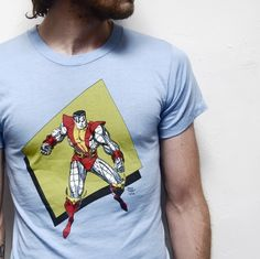COLOSSUS t-shirt...want it!
