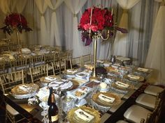 All Your Party Material At Local Events Rental Local Event Rentals Pinterest Local Events