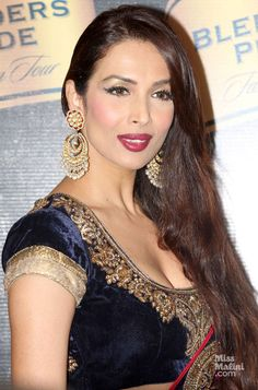 Former catwalk stars - Dino Morea and Malaika Arora Khan - set the ramp on fire at the Vikram Phadnis fashion show in Mumbai. Beautiful Women Over 40, Beautiful Muslim Women, Beautiful Girl Indian, Beautiful Girl Image, Most Beautiful Indian Actress, Indian Celebrities, Bollywood Celebrities, Beautiful Celebrities, Beautiful Actresses