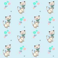 FREE printable cat pattern