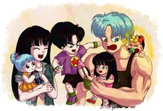 Dragon Ball Z, Super Trunks, Trunks And Mai, Super Anime, Types Of Cats, Anime Life, Awesome Anime, Cool Posters, Drawing Reference