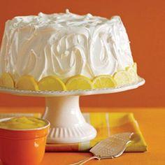 Lavish Lemon Cake recipe