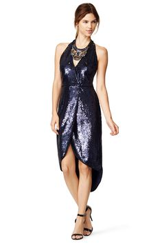 Lustrous Dress by Halston Heritage Rent Dresses, Casual Dresses, Formal Dresses, Party Dresses, Halston Heritage Dress, New Years Outfit, Holiday Fashion, Holiday Style, Ladies Party