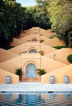 Architecture of Mexico.