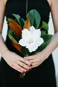 tropical / california / palm wedding