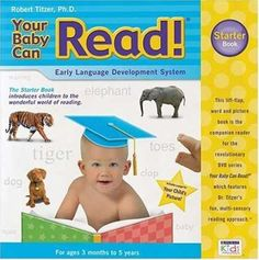 Your Baby Can Read! Early Language Development System (Lift-a-Flap Book by Ro. Your Baby Can Re Parenting Classes, Parenting Teens, Parenting Styles, Parenting Quotes, Parenting Advice, Language Development, Baby Development, Early Learning, Kids Learning