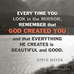 Joyce Meyer Ministries exists to share Christ through daily TV shows, podcasts, devotionals, bible study and conference events; and love people through Hand of Hope outreaches. A Christian Ministry committed to share Christ and love people. Looks Quotes, Great Quotes, Quotes To Live By, Inspirational Quotes, Awesome Quotes, Clever Quotes, Motivational Thoughts, Hd Quotes, Faith Quotes