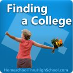 Finding a college that is a good fit for your homeschooler and your family can be a challenge! On sale for the 12 Days of Christmas is my online class to you figure out what you are looking for and how to find it!   Read more: http://modo.ly/IlGZns