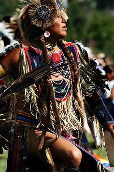 Native American Dances at the Pendleton Round-Up