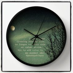 I'm in love with this clock! http://on.fb.me/1fVhlyx