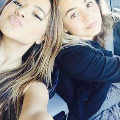 iambeckyg: Yesterday with my RahRah ❤️ she drove me around….. Very slowly lol