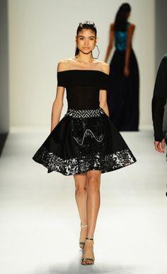 Mercedes-Benz Fashion Week : TIMO WEILAND