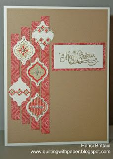 Quilting With Paper: Atlantic Hearts Sketch Challenge 122