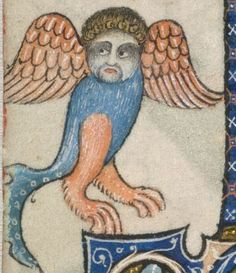 Detail from The Luttrell Psalter, British Library Add MS 42130 (medieval Medieval Manuscript, Medieval Art, Illuminated Manuscript, Bayeux Tapestry, Historical Art, British Library, Western Art, Middle Ages, Natural History