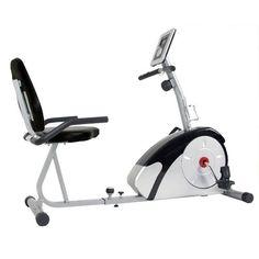 Body Champ Magnetic Recumbent Bike