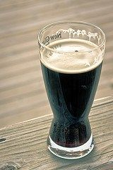 Bourbon Barrel Porter, made one of these with my Brewfather...won 1st place baby at Appalachian Brewing co.