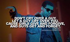 Drake love.