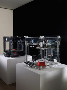 Freedom of Creation's 3D printers