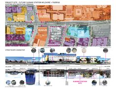 Streetscape site Project