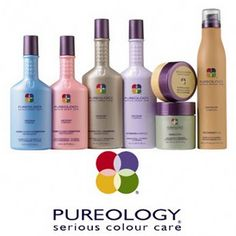 i love pureology hair products!
