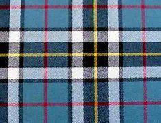 colours to co-ordinate with Thomson Tartan