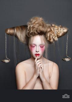 Международная сеть салонов красоты Maija (Украина) с коллекцией авангардных…