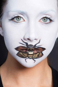 Halloween Makeup Ideas - Spooky Beauty How To