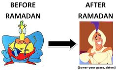 5 step plan to loose weight during Ramadan. this is a pretty humorous article, I laughed a few times reading it