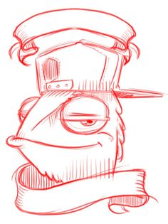 Mascote... on Behance