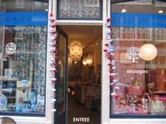 Het grote avontuur: The most adorable shop in the most amazing street. (Haarlemmerstraat 25, Amsterdam)